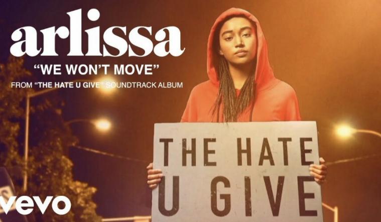 Arlissa – We Won't Move